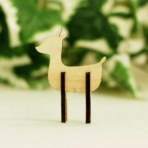 木製組立シリーズ「バンビ」
