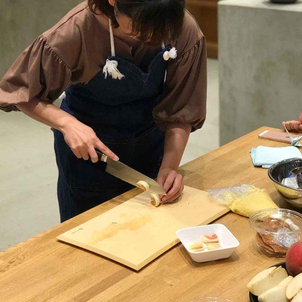 かびにくいまな板 kicoru 越前市の伝統工芸士6